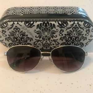 Brighton Sugar Shack Sunglasses with Metal Case